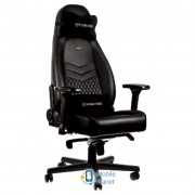 Noblechairs Icon Real Leather Black (GAGC-090)