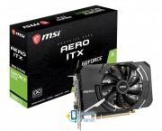 GeForce GTX 1660 Ti 6GB GDDR6 Aero ITX OC MSI (GeForce GTX 1660 Ti AERO ITX 6G OC)