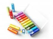 Набор батареек Xiaomi ZMI ZI5 Rainbow AA Alkaline Batteries (10 шт) (NQD4000RT)