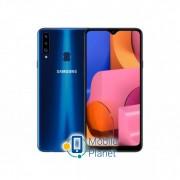 Samsung Galaxy A20s Duos 32Gb Blue (SM-A207FZBDSEK) Госком