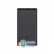 Портативная батарея Xiaomi Mi PowerBank 3 10000mAh Type-C Black (PLM012ZM) (VXN4253CN)