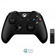 Геймпад Microsoft Xbox One Controller + Wireless Adapter for Windows 10 (4N7-00003)