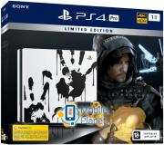 Sony PlayStation 4 Pro 1Tb Black UA Limited Edition Death Stranding
