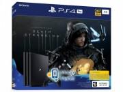 SONY PS4 1 TB Black Pro (Death Stranding) UA