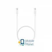 Кабель Samsung Cable USB-Type-C - USB Type-C (60Bt) White (EP-DA705BWRGRU) Госком