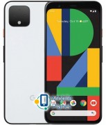 Google Pixel 4 4/128GB Clearly White