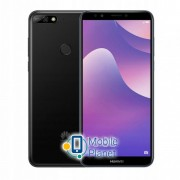 Huawei Y7 2018 2/16Gb Black Europe