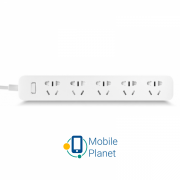 Удлинитель Xiaomi KingMi Power Strip (5 розеток без USB) 1.8m White (XMCXB03QM) CN