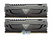 Patriot 16GB 4400MHz Viper Steel CL19 (2x8GB) (PVS416G440C9K) EU