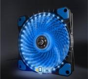 Вентилятор Frime Iris LED Fan 33LED Blue (FLF-HB120B33)