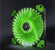 Вентилятор Frime Iris LED Fan 33LED Green (FLF-HB120G33)