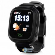 Смарт-часы UWatch Q90 Kid smart watch Black (F_50521)
