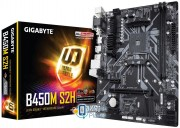 Gigabyte B450M S2H Socket AM4