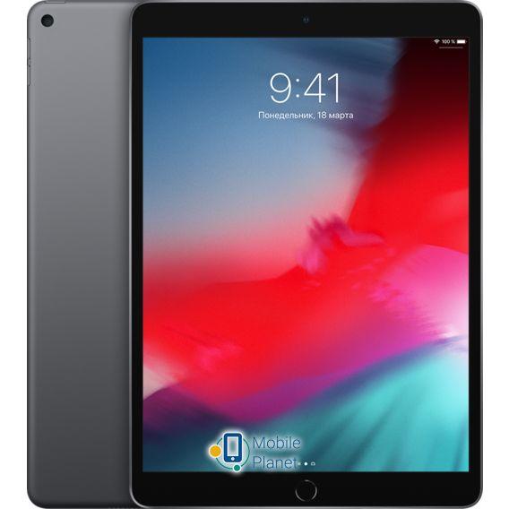Apple iPad Air 2019 10.5 Wi-Fi 256Gb Space Gray (MUUQ2)