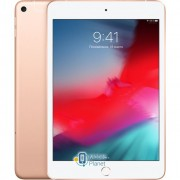 Apple iPad mini 5 2019 Wi-Fi + Cellular 256Gb Gold (MUXP2)