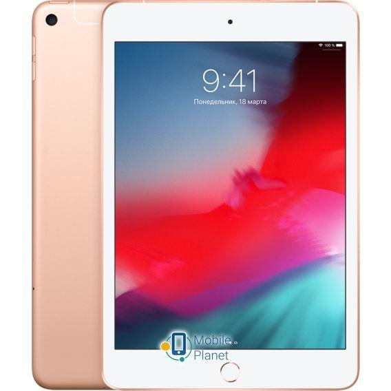 Apple iPad mini 5 2019 Wi-Fi + Cellular 64Gb Gold (MUXH2)