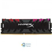 DDR4 16GB 3000 MHz HyperX Predator RGB Kingston (HX430C15PB3A/16)