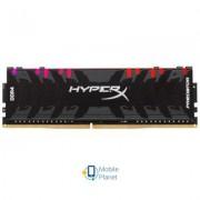 DDR4 8GB 3000 MHz HyperX Predator RGB Kingston (HX430C15PB3A/8)