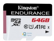 Kingston High Endurance microSD (SDCE/64GB)