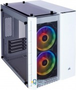 Corsair Carbide 280X RGB Tempered Glass White (CC-9011137-WW) без БП