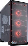 Corsair Crystal 570X RGB Red (CC-9011111-WW) без БП