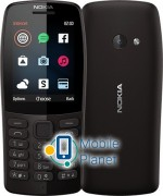 Nokia 210 DS 2019 Black Госком