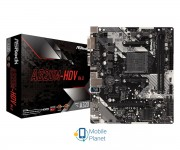 ASRock A320M-HDV R4.0 Socket AM4