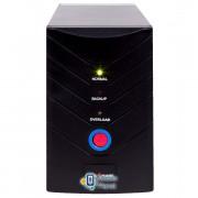 LogicPower U650VA, Lin.int., AVR, 2 x евро, USB, металл