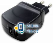 MiniBatt 2 Way Port USB Перехідник на 2usb порту (MB - ADP 2USB)