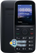 Philips E109 Xenium (black) Госком