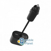 Разветвитель АЗУ Xiaomi Roidmi 1 to 2 Car Cigarette Lighter Charger Adapter Black