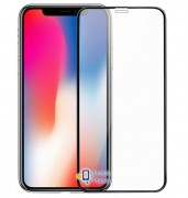Бронированная пленка Caisles 5D (на весь экран) для Apple iPhone XS Max (6.5) (1 цвет) цвет черное (Бренд Стекла (Ultra)) (00000026668_1)