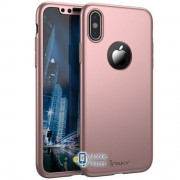 Чехол iPaky 360 градусов для Apple iPhone X (5.8