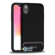 Чехол iPaky TPU+PC для Apple iPhone XR (6.1) (3 цвета) цвет черный / серый (00000026655_3)