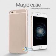 Чехол накладка Nillkin Magic с модулем приема от беспроводного ЗУ для Apple iPhone 7 / 8 (4.7