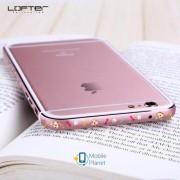 Металлический бампер Lofter Cutie Series для Apple iPhone 6/6s (4.7