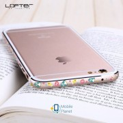 Металлический бампер Lofter Cutie Series для Apple iPhone 7 / 8 (4.7