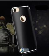 Металлический бампер с пластиковой вставкой Luxurious Neon для Apple iPhone 7 plus / 8 plus (5.5