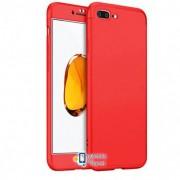 Пластиковая накладка GKK LikGus 360 градусов для Apple iPhone 7 plus / 8 plus (5.5) (4 цвета) цвет красный (00000023980_6)