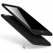 Пластиковая накладка GKK LikGus 360 градусов для Apple iPhone 7 plus / 8 plus (5.5) (4 цвета) цвет черный (00000023980_1)