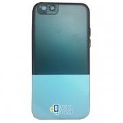 Пластиковая накладка Half Color для Apple iPhone 7 / 8 (4.7