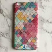 Пластиковая накладка Squama для Apple iPhone 6/6s plus (5.5
