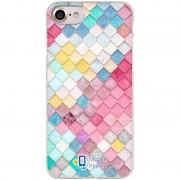 Пластиковая накладка Squama для Apple iPhone 7 plus / 8 plus (5.5