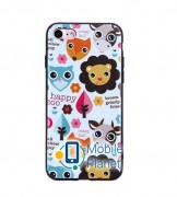 TPU чехол Animals Print Series для Apple iPhone 7 / 8 (4.7