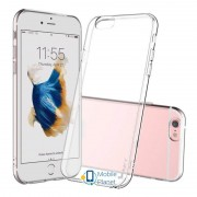 TPU чехол iPaky Clear Series (+стекло) для Apple iPhone 6/6s plus (5.5