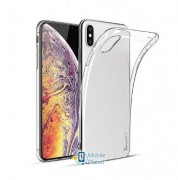 TPU чехол iPaky Clear Series (+стекло) для Apple iPhone XS Max (6.5