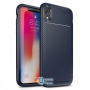 TPU чехол iPaky Kaisy Series для Apple iPhone XR (6.1) цвет синий (00000026863_2)