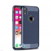 TPU чехол iPaky Slim Series для Apple iPhone XR (6.1) , цвет синий (00000026636_2)