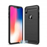 TPU чехол iPaky Slim Series для Apple iPhone XS Max (6.5) , цвет черный (00000026635_1)