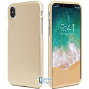 TPU чехол Mercury iJelly Metal series для Apple iPhone X (5.8
